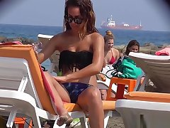 Big Ass Bikini Girls Voyeur HD Video