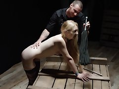 BDSM and a slave role is amazing experience with oddball kirmess