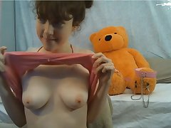 Lovely Young Toddler Home Made Amateur Porn 18-Years-Old naked on webcam